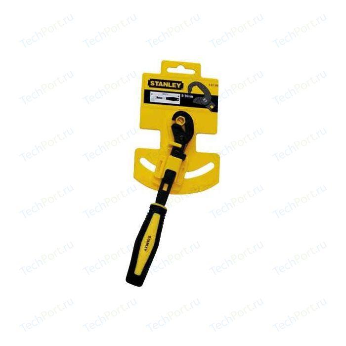 Быстрозажимной гаечный ключ Stanley 8-14мм (4-87-988) ключ гаечный norgau 060223406