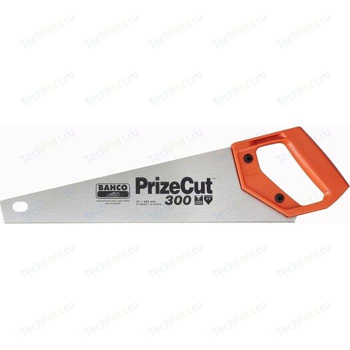 Ножовка Bahco 350мм (300-14-F15/16-HP)