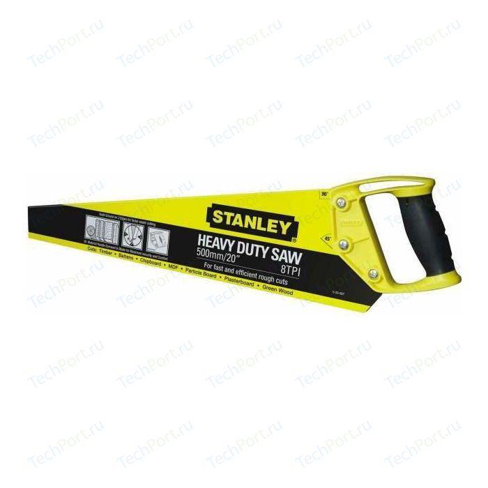 Ножовка Stanley OPP 500мм 11 TPI (1-20-094)