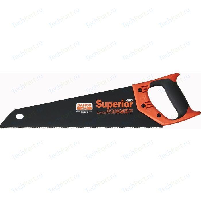 Ножовка Bahco 400мм (2600-16-XT11-HP)