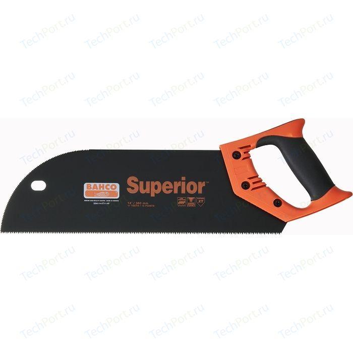 Ножовка фанеропильная Bahco 300мм (3240-14-XT11-HP)
