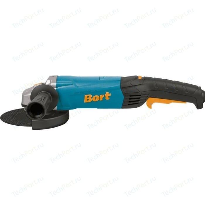 Угловая шлифмашина Bort BWS-1200U-SR