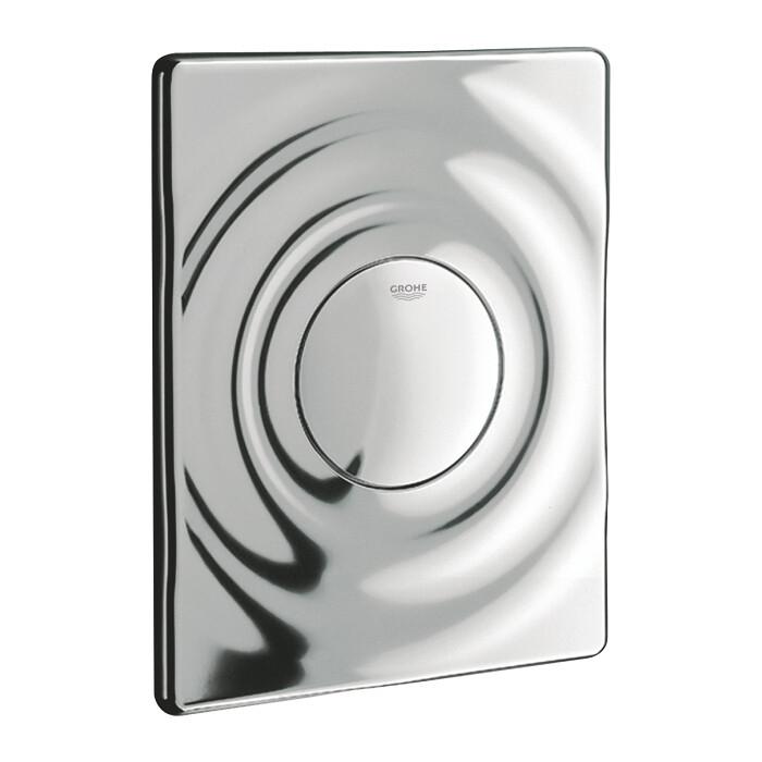 Кнопка смыва Grohe Surf хром (38574000)