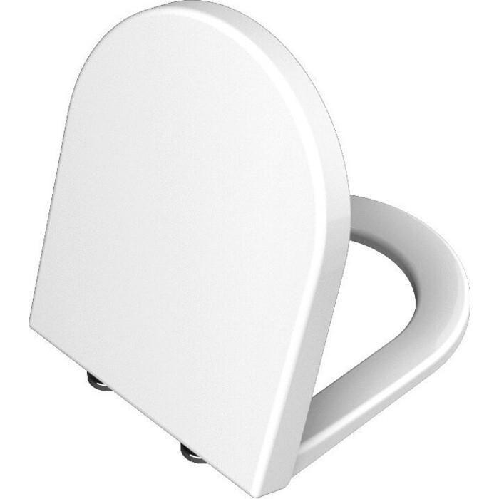 Сиденье для унитаза Vitra S50 с микролифтом (72-003-309)
