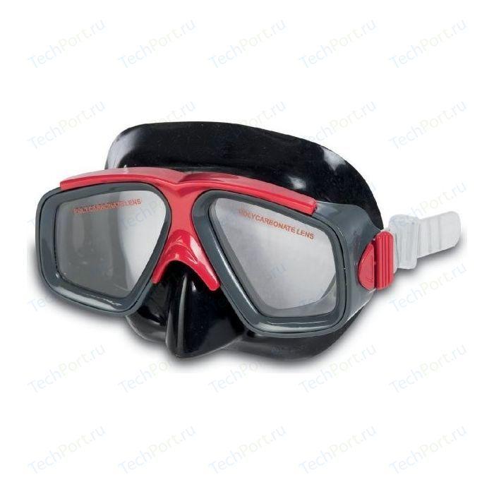 Набор для плавания Intex маска и трубка от 8лет, (55949)