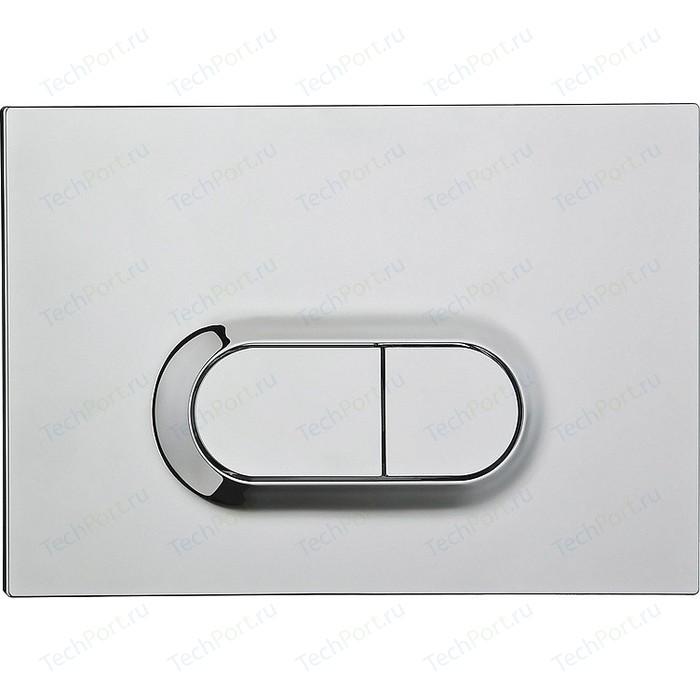 Кнопка смыва Vitra Loop хром (740-0580)