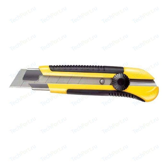 Нож Stanley DynaGrip 25мм в упак (0-10-425)