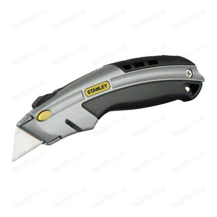 Нож Stanley DynaGrip с быстрой сменой лезвия (0-10-788)
