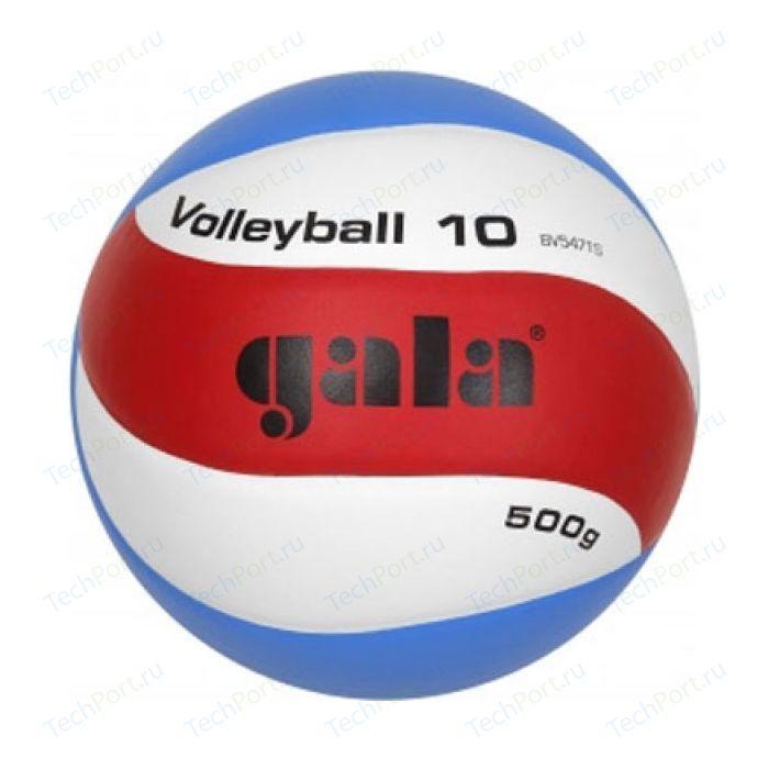 Мяч волейбольный Gala Training Heavy 10, арт. BV5471S, р.5, бело-сине-красный