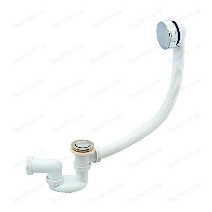 Слив-перелив для ванны Wirquin ELTON 62 л/мин латунь (30717564)