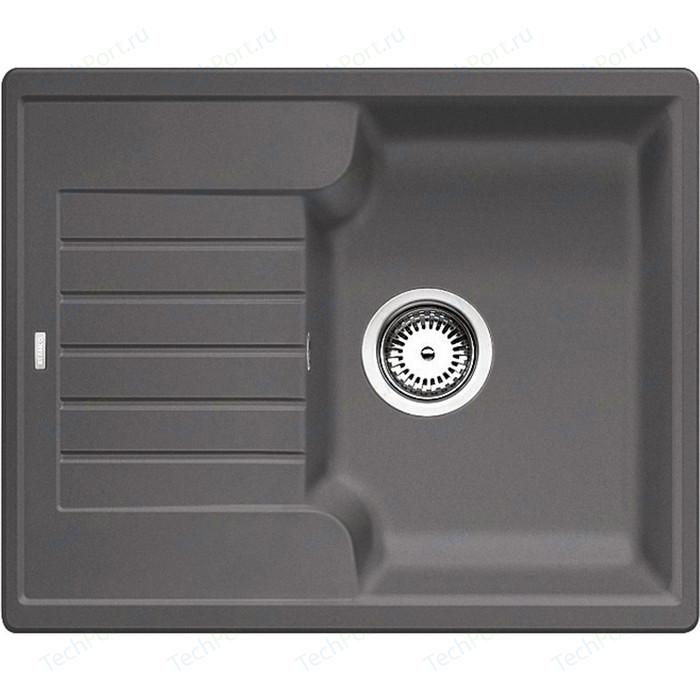 Кухонная мойка Blanco Zia 40 S темная скала (518932)