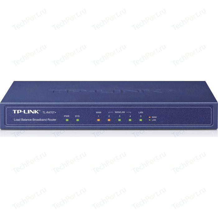 Маршрутизатор TP-Link TL-R470T+