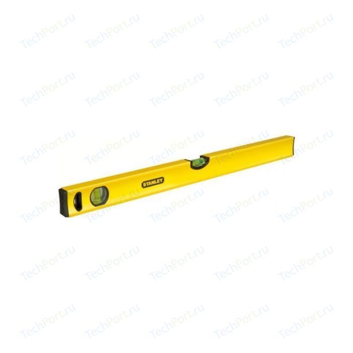 Уровень Stanley 120см STHT1-43106 Stanley Classicl (1-43-106) уровень stayer professional i prolevel 1мм м 3 ампулы 120см 3477 120