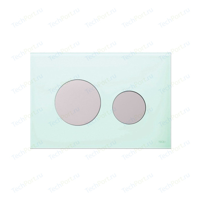 Панель смыва TECE Loop Modular без лицевой панели, белые, антибактериальные (9240664)