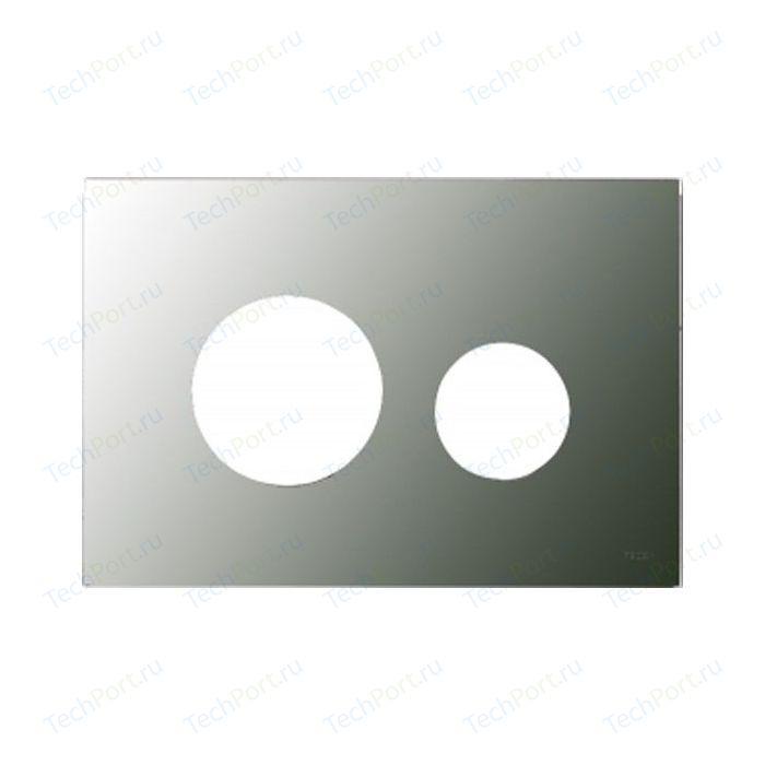 Панель смыва TECE Loop Modular без клавиш стекло, зеркало (9240683)