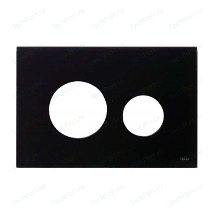 Панель смыва TECE Loop Modular без клавиш стекло, чёрный (9240674)