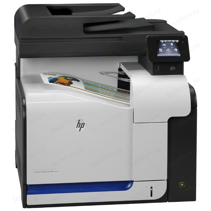 Фото - МФУ HP LaserJet Enterprise Color M570dw (CZ272A) cf150 60001 for hp laserjet m401d m401dn m401n formatter board