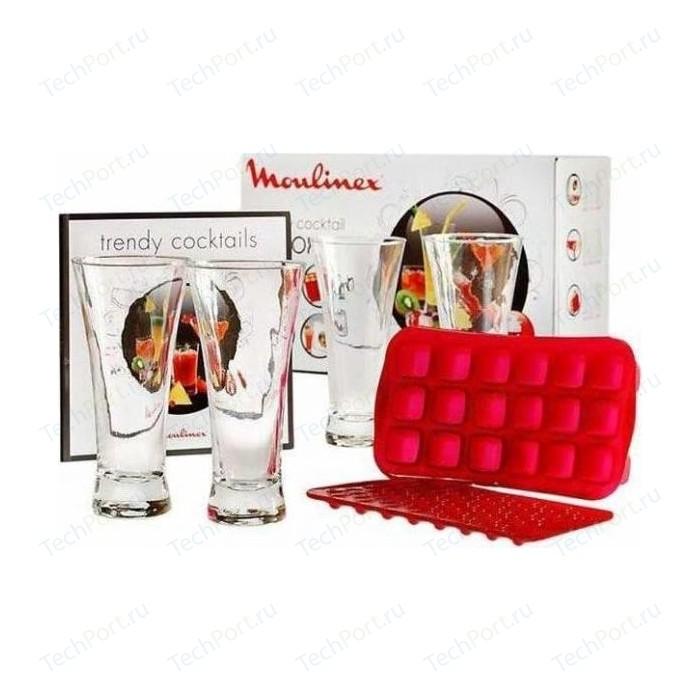 Набор для соковыжималок Moulinex XF800032 Trendy Cocktail Box