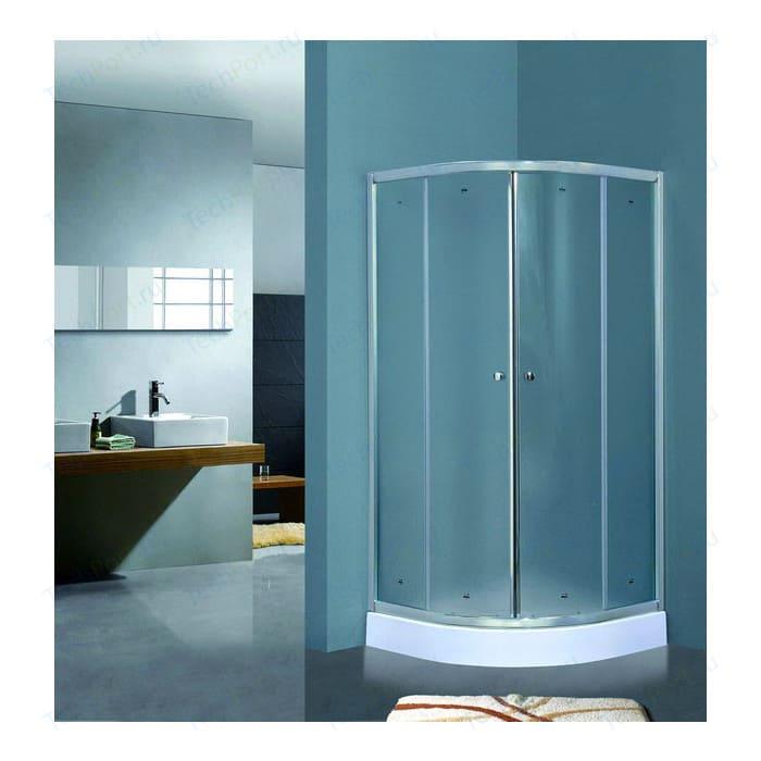 Душевой уголок Timo Biona Lux 90х90 матовый Fabric (TL-9001 Glass)