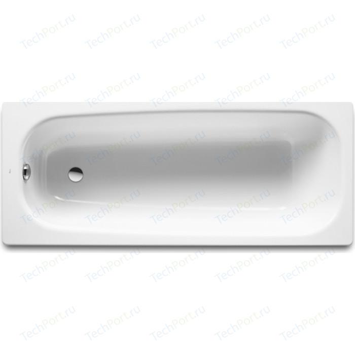Чугунная ванна Roca Continental 120x70 без покрытия (211506001)