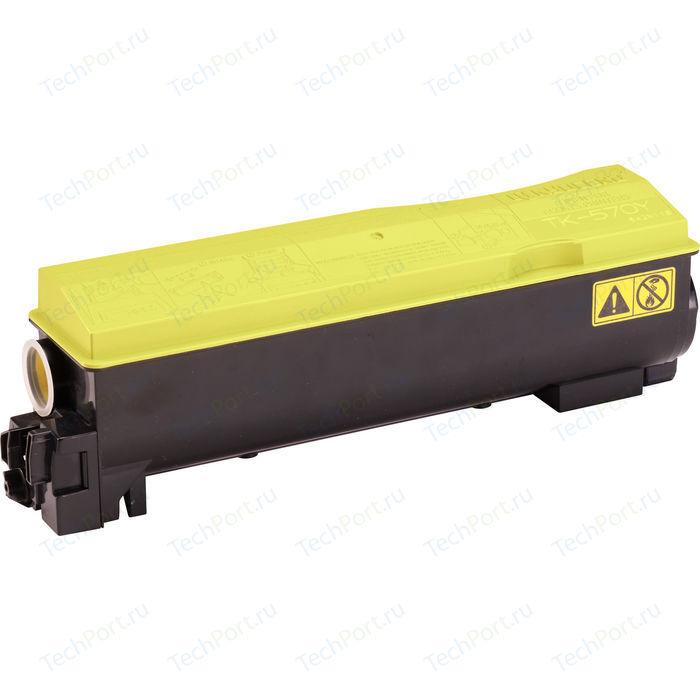 Kартридж Kyocera TK-570Y 12 000 стр. yellow для FS-C5400DN