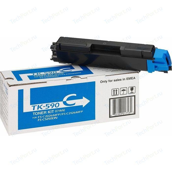 Kартридж Kyocera TK-590C 5000 стр.