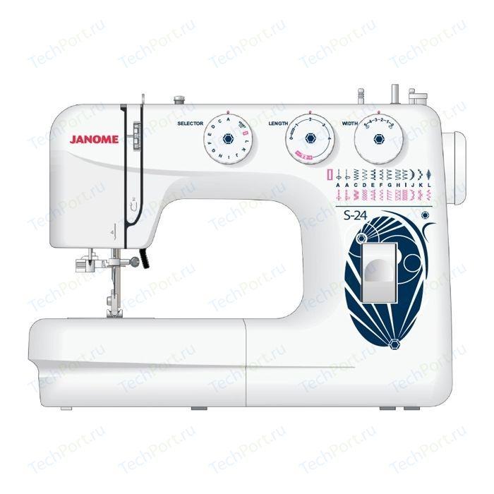 Швейная машина Janome S-24