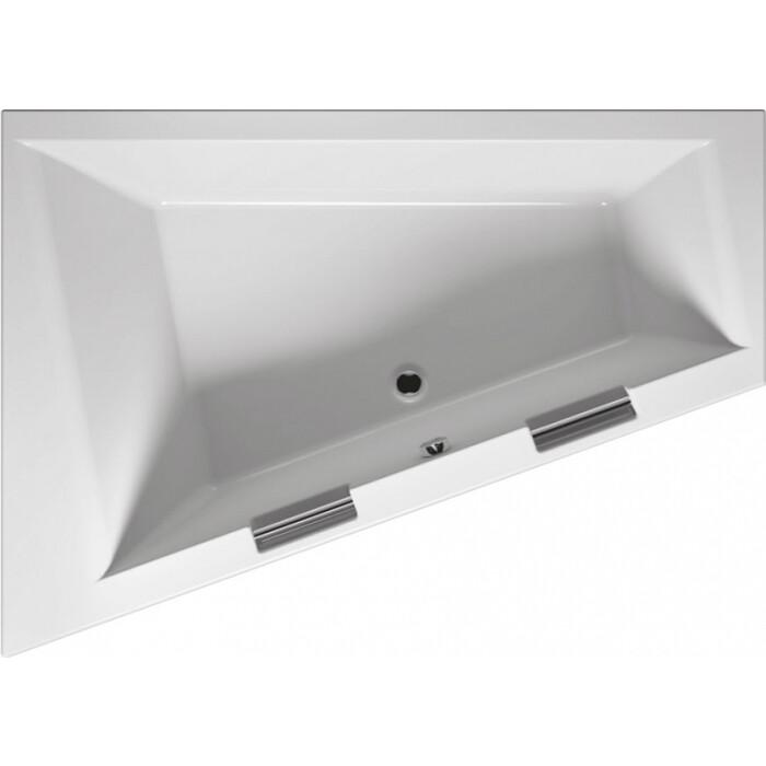 Акриловая ванна Riho Doppio 180x130 L левая, без гидромассажа (BA9100500000000)