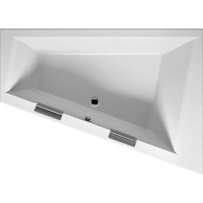 Акриловая ванна Riho Doppio 180x130 R правая, без гидромассажа (BA9000500000000)