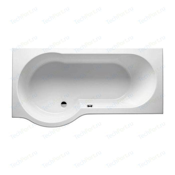 Акриловая ванна Riho Dorado 170x90 R правая, без гидромассажа (BA8000500000000)