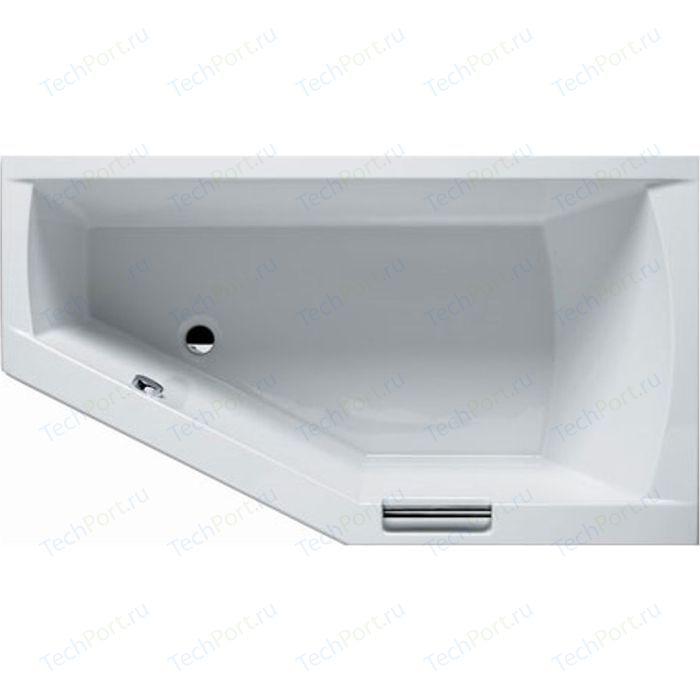 Акриловая ванна Riho Geta 160x90 L левая, без гидромассажа (BA8700500000000)