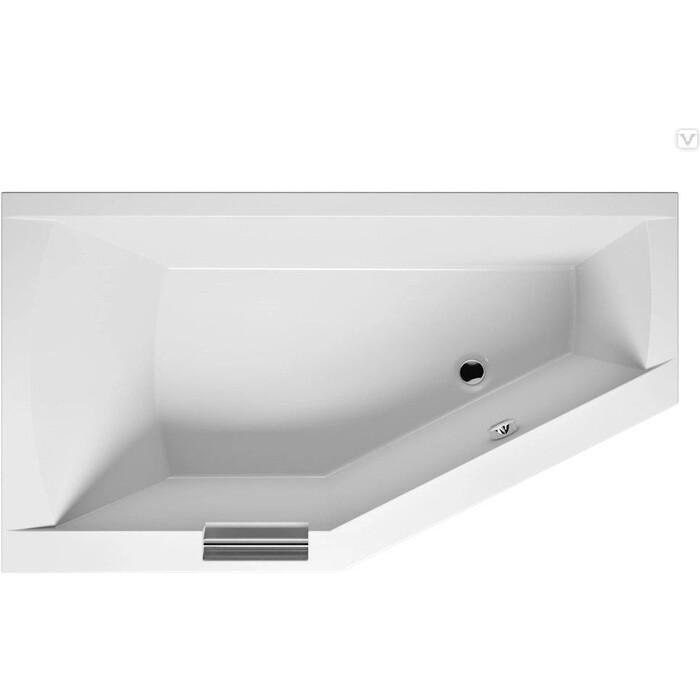 Акриловая ванна Riho Geta 170x90 L левая, без гидромассажа (BA8900500000000)