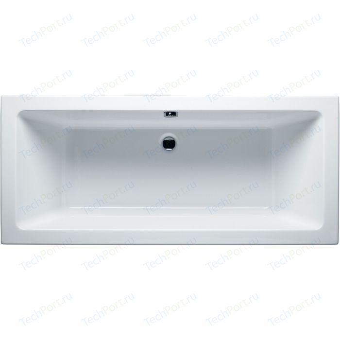 Акриловая ванна Riho Lusso 180x80 без гидромассажа (BA9800500000000)