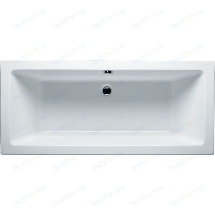 Акриловая ванна Riho Lusso 180x90 без гидромассажа (BA7700500000000)