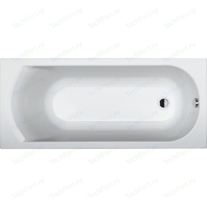 Акриловая ванна Riho Miami 160x70 без гидромассажа (BB6000500000000) акриловая ванна 160х70 см riho miami bb6000500000000