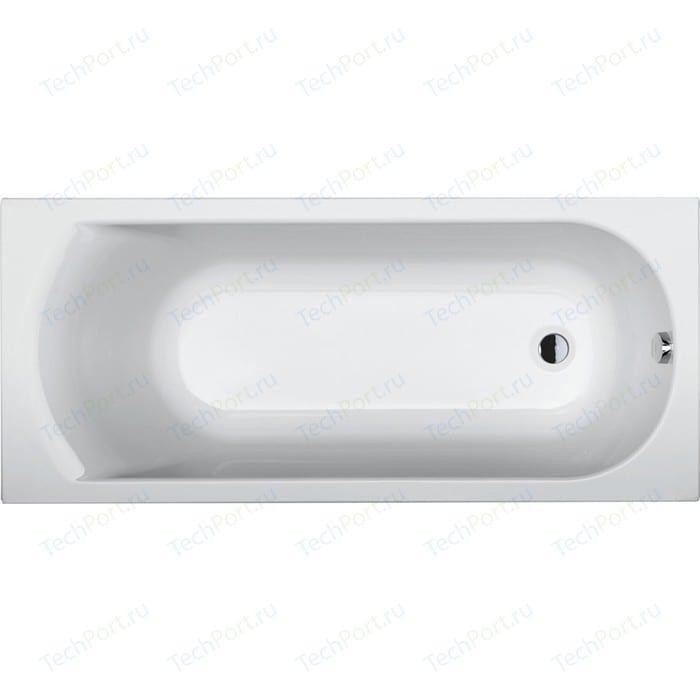 Акриловая ванна Riho Miami 170x70 без гидромассажа (BB6200500000000) акриловая ванна 160х70 см riho miami bb6000500000000