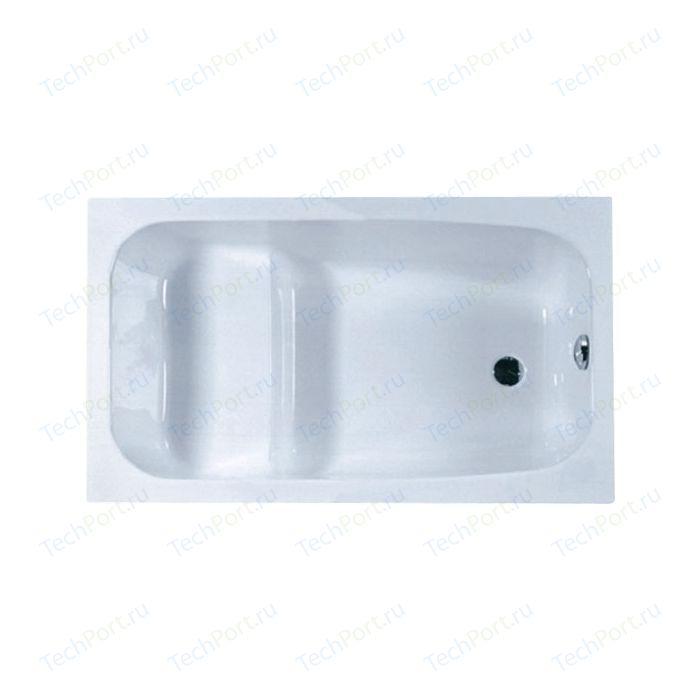 Акриловая ванна Riho Petit 120x70 без гидромассажа (BZ2500500000000)