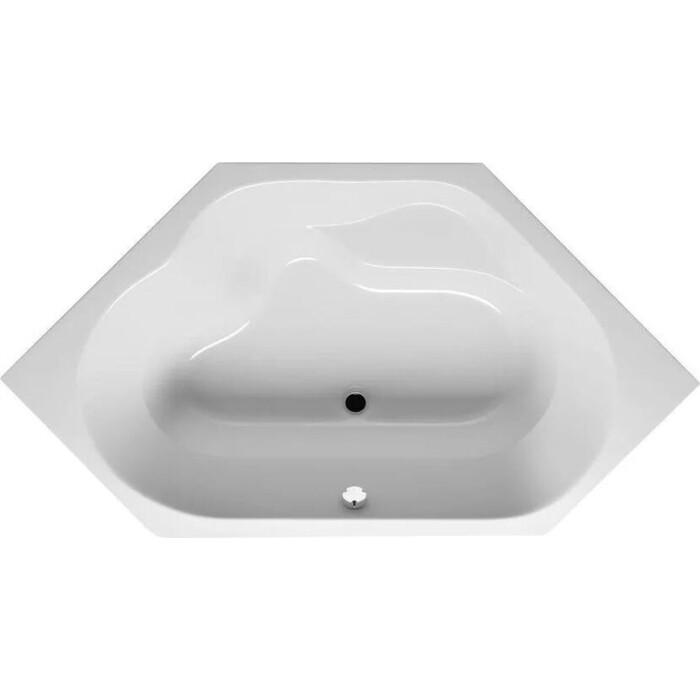 Акриловая ванна Riho Winnipeg 145x145 без гидромассажа (BA4800500000000)