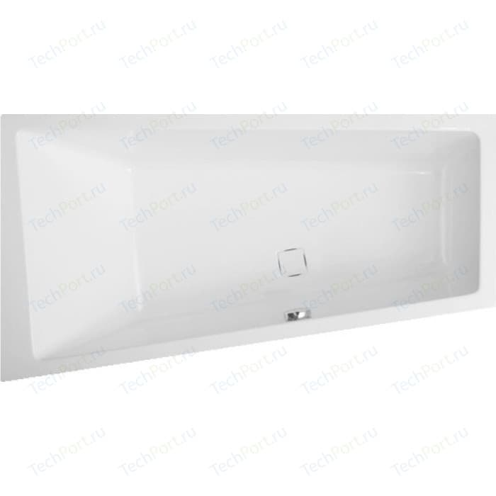 Акриловая ванна Vagnerplast Cavallo Offset L 160x90 левая, bianco (VPBA169CAV3LX-04)