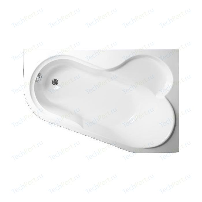Акриловая ванна Vagnerplast Selena R 147x100 правая (VPBA141SEL3PE-01)