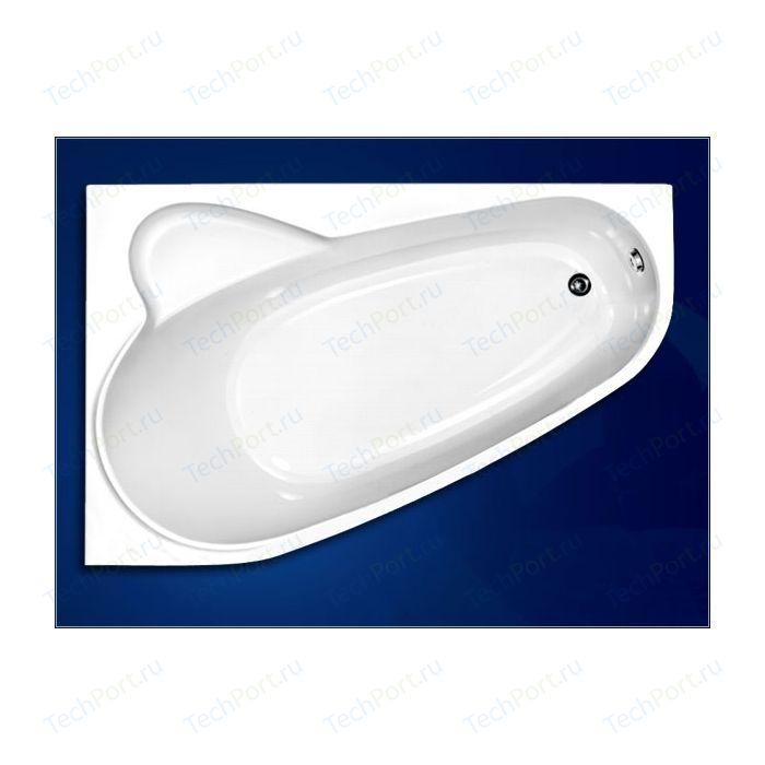 Акриловая ванна Vagnerplast Selena L 160x105 левая, bianco (VPBA163SEL3LX-04)