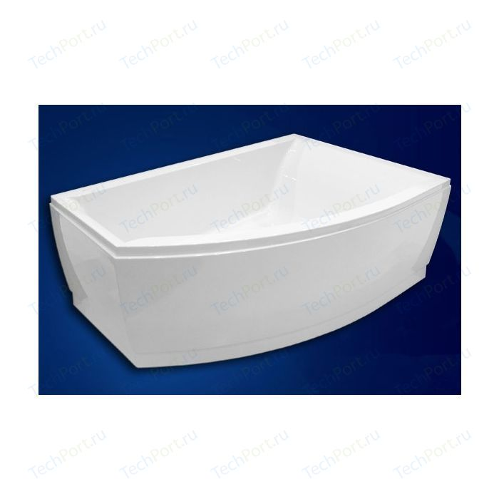 Акриловая ванна Vagnerplast Veronela R 160x105 правая (VPBA160VEA3PX-01)