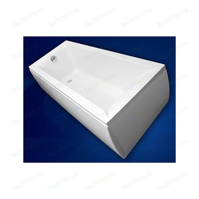Акриловая ванна Vagnerplast Veronela 160x70 bianco (VPBA167VEA2X-04)