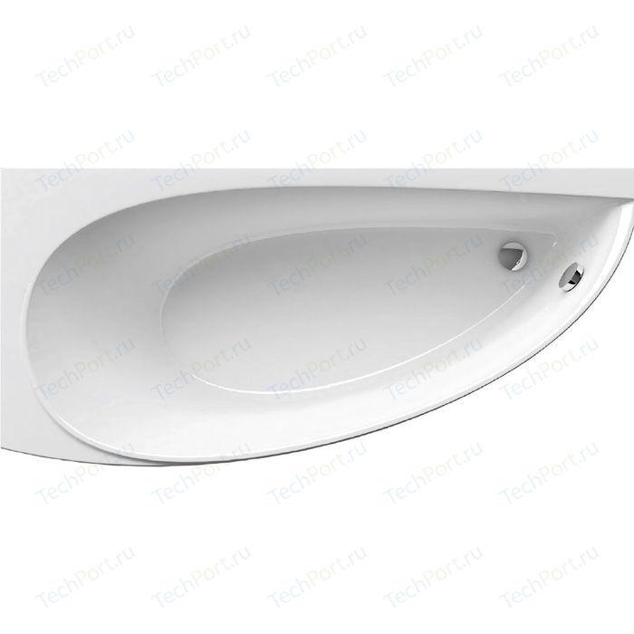 Акриловая ванна Ravak Avocado 160 левая, без гидромассажа (CQ01000000)