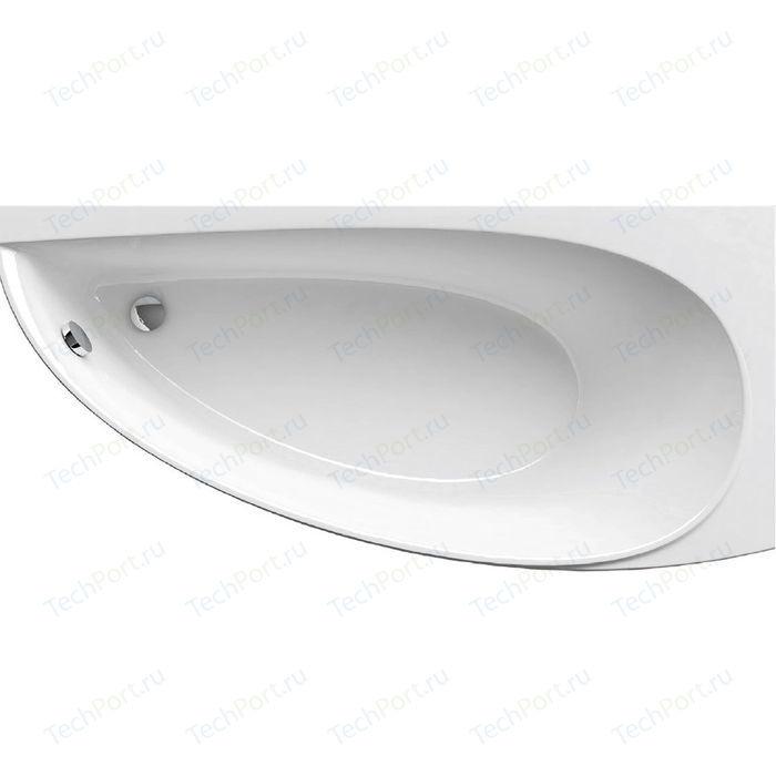 Акриловая ванна Ravak Avocado 160 правая, без гидромассажа (CH01000000)