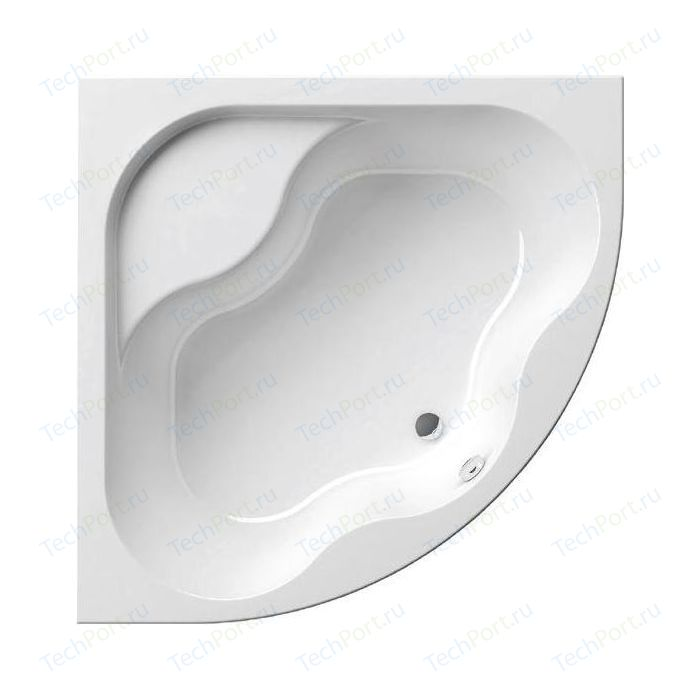 Акриловая ванна Ravak Gentiana 150x150, без гидромассажа (CG01000000)