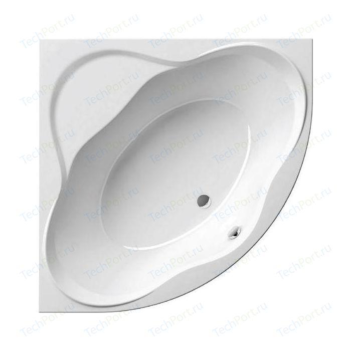 Акриловая ванна Ravak New Day 140x140, без гидромассажа (C651000000)