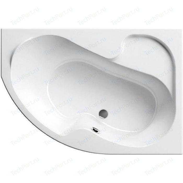 Фото - Акриловая ванна Ravak Rosa 160x105 правая, без гидромассажа (CL01000000) акриловая ванна ravak rosa 95 150x95 правая без гидромассажа c561000000