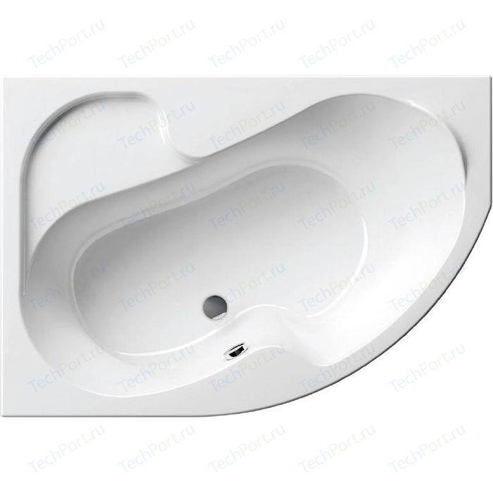 Акриловая ванна Ravak Rosa 160x105 левая, без гидромассажа (CM01000000)