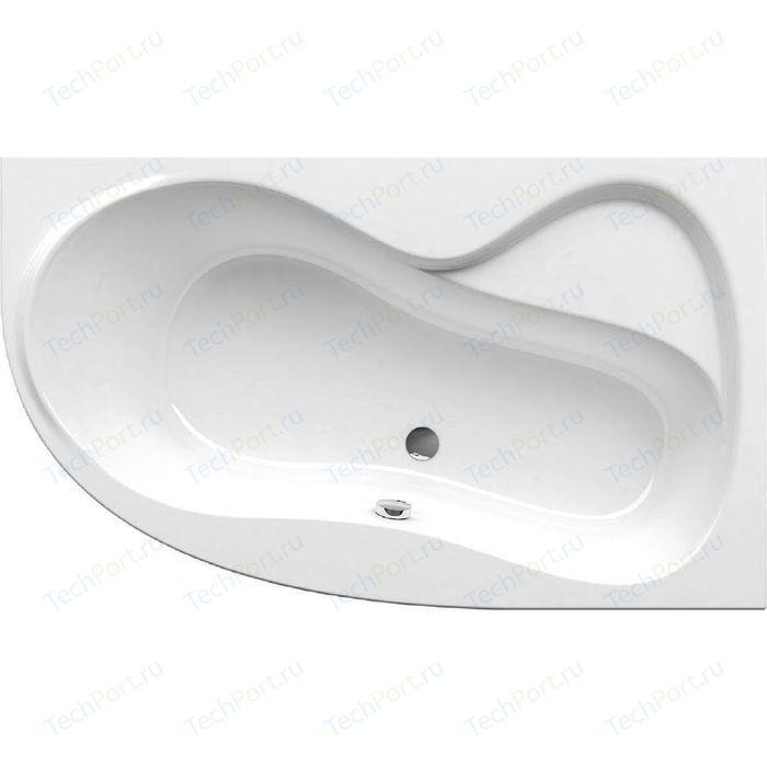 Фото - Акриловая ванна Ravak Rosa 95 160x95 правая, без гидромассажа (C581000000) акриловая ванна ravak rosa 95 150x95 правая без гидромассажа c561000000